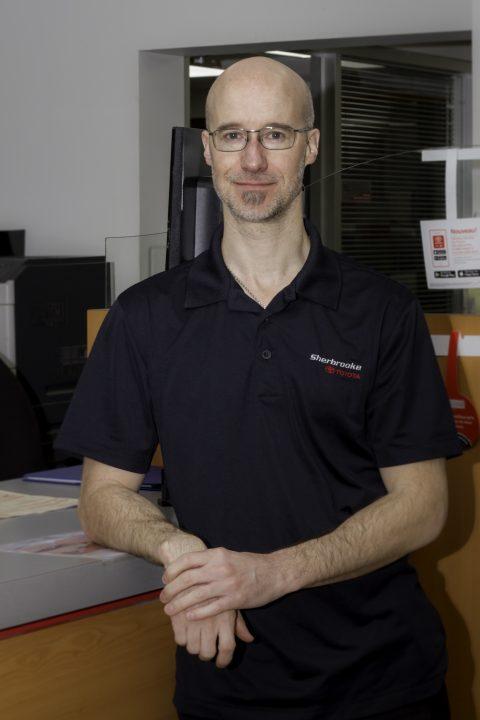 Stephan Auray